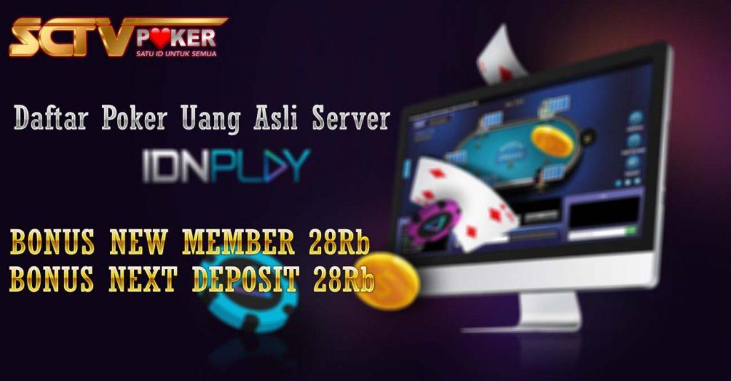 Sctvpoker Situs Poker Online Terpercaya Dan Resmi